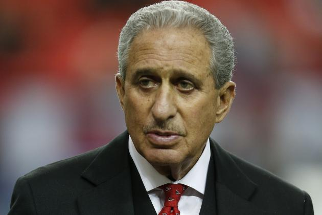 Arthur Blank Announces He Has Been Diagnosed with Prostate Cancer