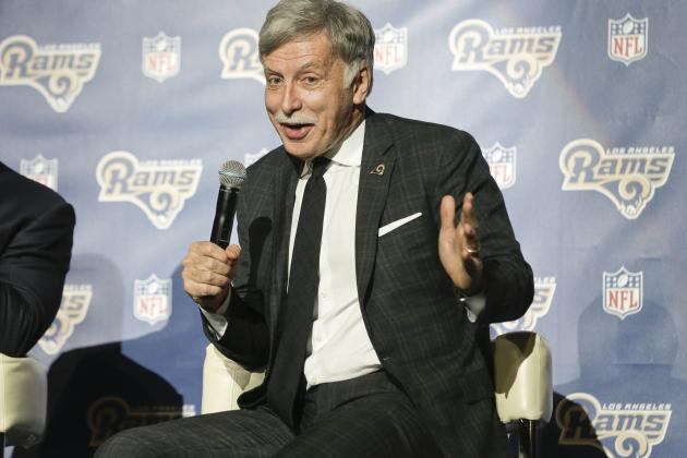 Stan Kroenke, Rams Owner, Buys $725 Million Texas Ranch