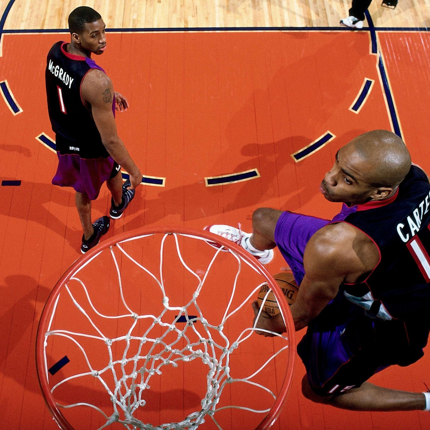 NBA Honors Vince Carter With Ultimate Highlight Reel Of