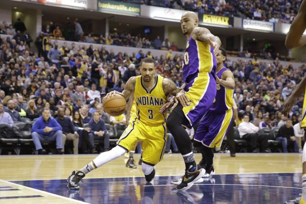 George Hill Trade Rumors: Latest News and Speculation on Pacers Guard