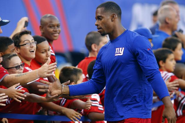 Victor Cruz, Giants Agree on New Contract: Latest Details and Reaction