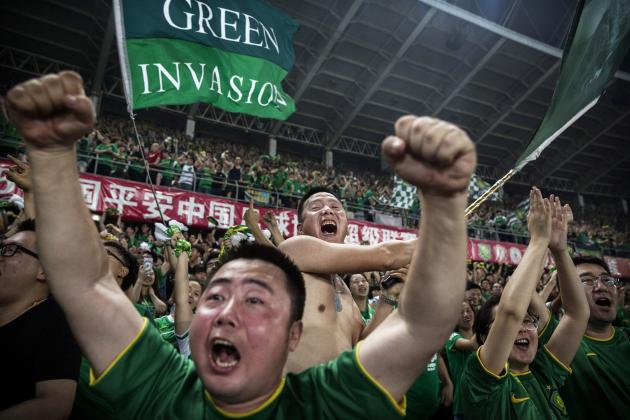 Can the Chinese Super League Really Become a Destination for Football's Best?