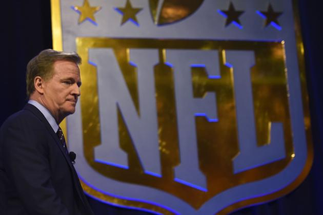 NFL Will Require Prospects to Submit to Background Checks Before Draft Events