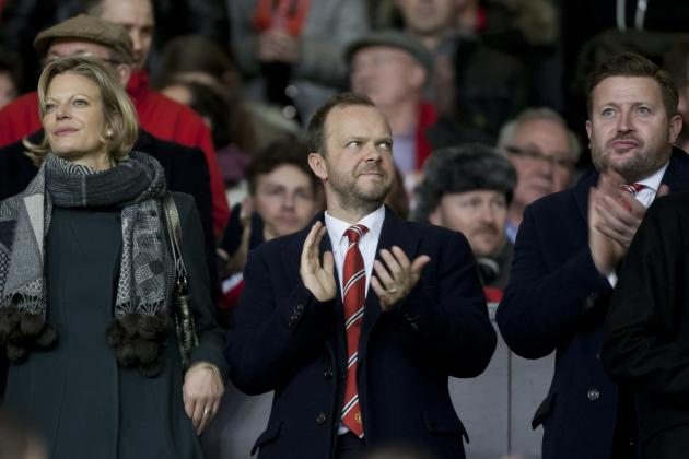 Grading Ed Woodward on His Tenure at Manchester United