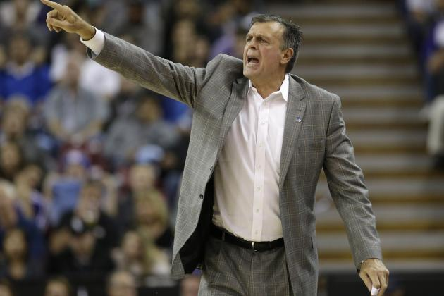 Kevin McHale Comments on James Harden, Being Fired by Rockets