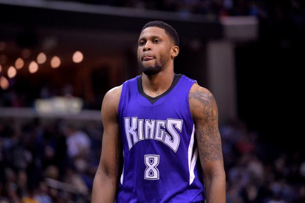 Rudy Gay Injury: Updates on Kings Star's Shoulder and Return