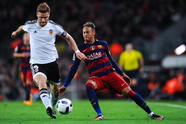 Valencia vs. Barcelona: Team News, Predicted Lineups, Live Stream, TV Info