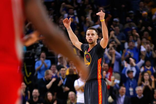 Stephen Curry Showing Up All MVP Competition and Tuesday NBA Takeaways