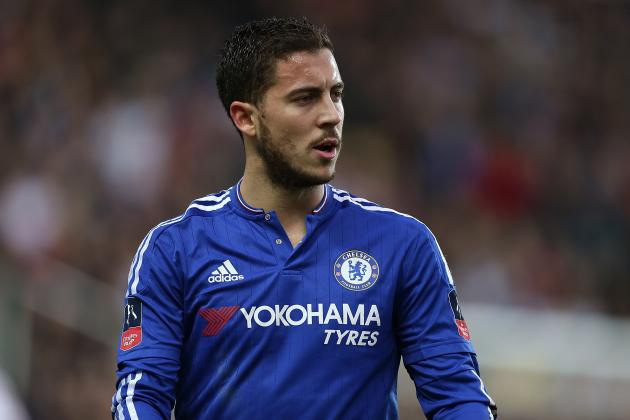 Chelsea Transfer News: Eden Hazard to Wait for Real Madrid, Latest Blues Rumours