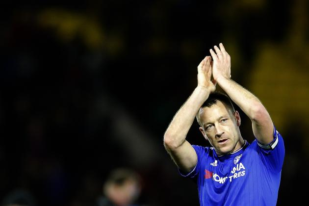 Chelsea Transfer News: John Terry Snub Despite Kurt Zouma Injury, Latest Rumours