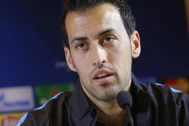 Sergio Busquets Contract: Latest News and Rumours on Talks with Barcelona
