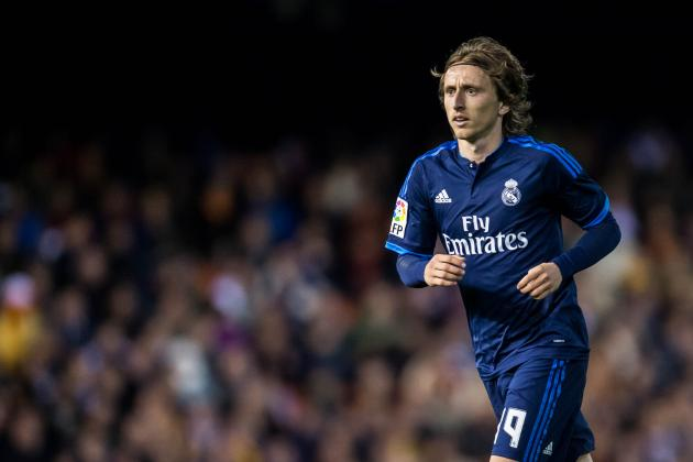 Luka Modric Entrenching Himself as Zinedine Zidane's Centrepiece at Real Madrid