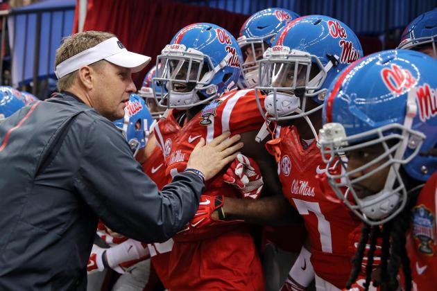 Ole Miss NCAA Allegations Are Concerning but Won't Derail Program Trajectory