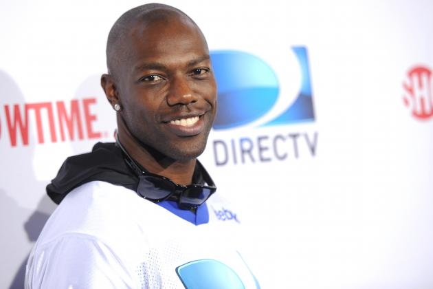 Terrell Owens Comments on Not Being Elected to Pro Football Hall of Fame