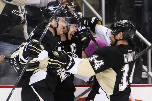 NHL Betting Preview: Pittsburgh Penguins vs. New York Rangers Odds, Analysis