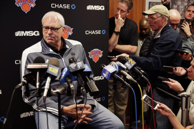 NY Knicks Should Be Backing Off the Triangle, Not Doubling Down on It