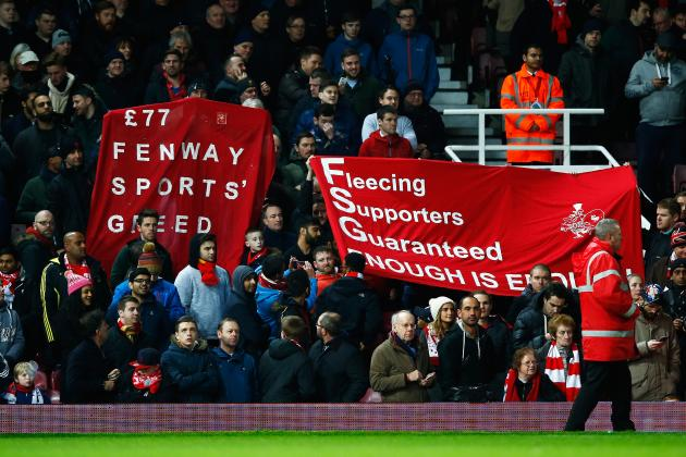 David Cameron Comments on Premier League Ticket Pricing Amid Liverpool Protests