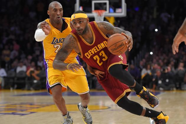 LeBron James, Kobe Bryant Reportedly Were at Center of 2007 Trade Talks