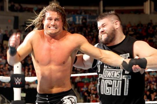 Dolph Ziggler Feud Is Perfect Preparation for Kevin Owens' WrestleMania Plans