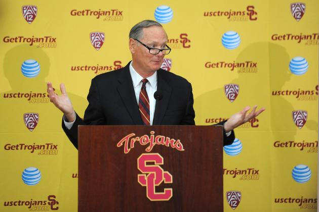 Where Should USC Turn to Replace Pat Haden as Athletic Director?