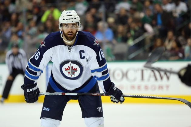Andrew Ladd to Blackhawks: Latest Trade Details, Comments and Reaction