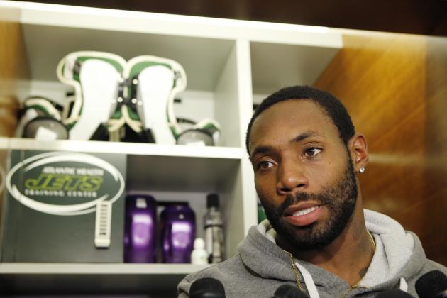 Antonio Cromartie Released by Jets: Latest Details, Comments and Reaction