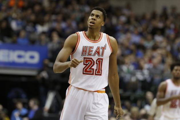 Hassan Whiteside Trade Rumors: Latest News and Speculation on Heat Center