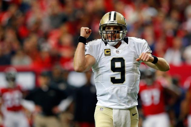 Drew Brees Reportedly Receives $10.85 Million of Guaranteed Salary
