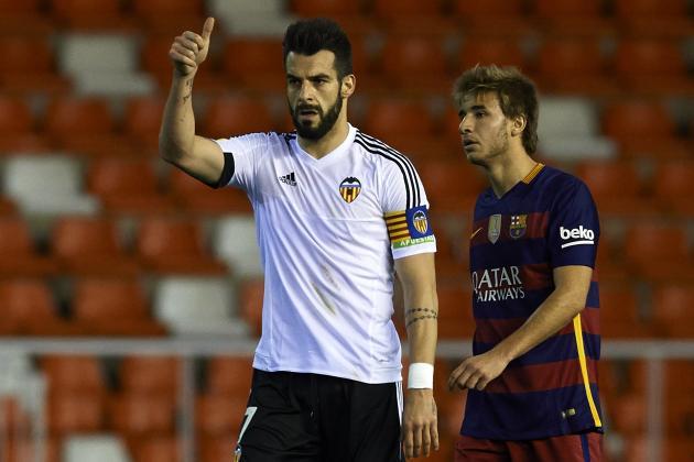 Valencia vs. Barcelona: 2016 Copa del Rey Semi-Final, Leg 2 Score and Reaction
