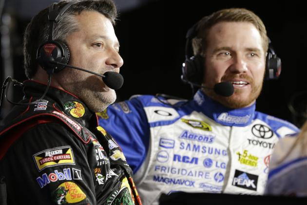Brian Vickers Will Replace Injured Tony Stewart at Daytona