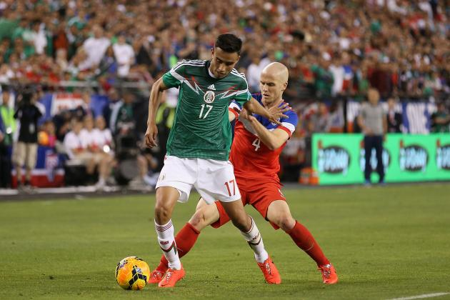 Mexico vs. Senegal: Live Score, Highlights from International Friendly
