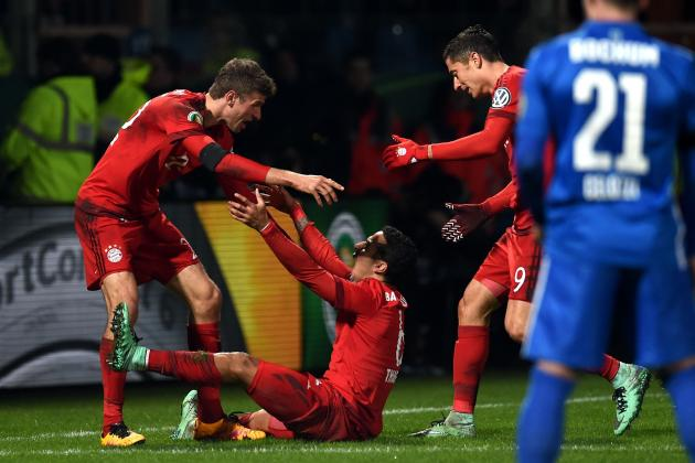 Thiago Goal Offers a New Hope for Bayern Munich's Midfield as Vidal Falters