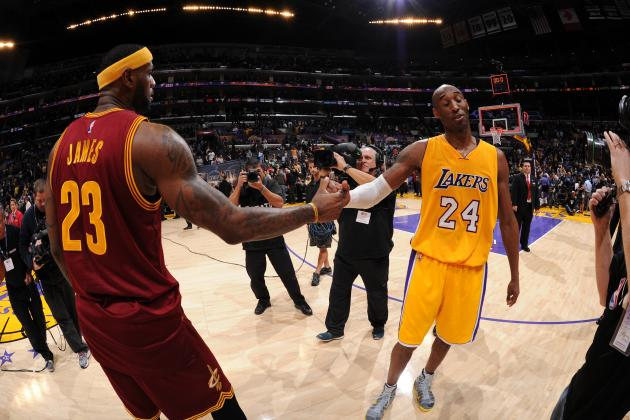 Los Angeles Lakers vs. Cleveland Cavaliers: Live Score, Highlights and Reaction