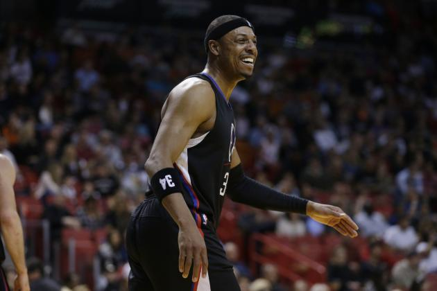 Paul Pierce: Latest News, Rumors, Speculation Surrounding Clippers F's Future