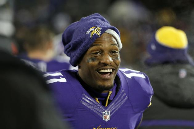 Mike Wallace Released by Vikings: Latest Comments and Reaction