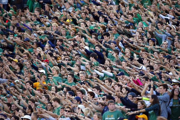 Notre Dame Football: A Look Ahead at the Irish's 2016 Schedule