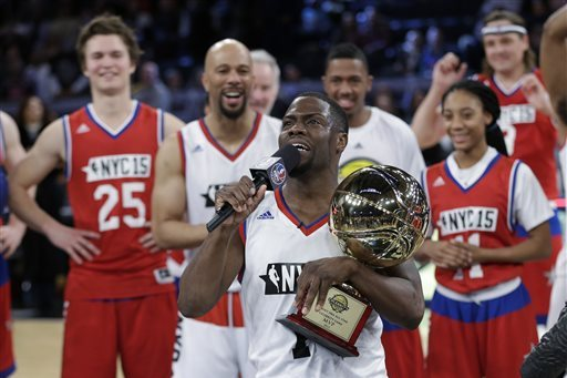 NBA Celebrity All-Star Game 2016: Rosters, Final Score and MVP Predictions