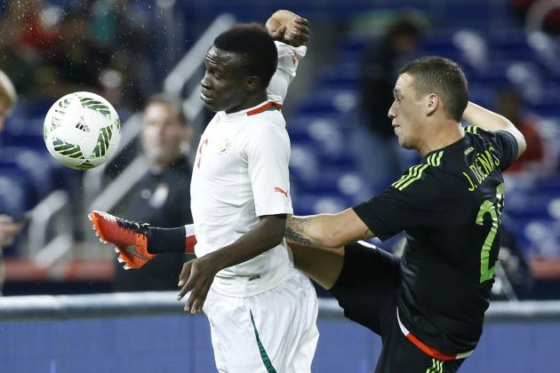 Mexico vs. Senegal: Score and Twitter Reaction from 2016 Friendly