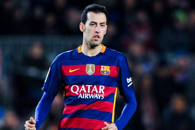 Barcelona Transfer News: Sergio Busquets in Manchester City Contact Amid Rumours