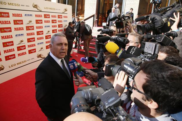 Hristo Stoichkov Talks Neymar, Real Madrid Rumours, Pep Guardiola and More