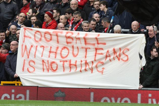 FSG Deserves Credit for Liverpool Tickets U-Turn, Now for Premier League Action