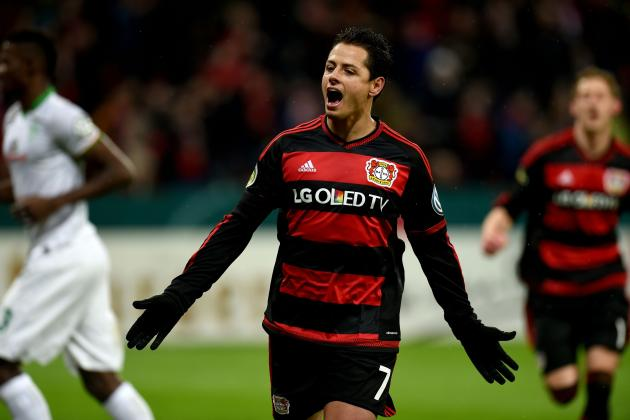 Liverpool Transfer News: Latest on Javier Hernandez and Joel Matip Rumours
