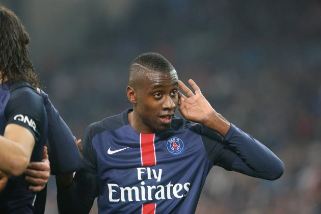 Chelsea Transfer News: Blaise Matuidi Monitored, Marco Verratti, Latest Rumours