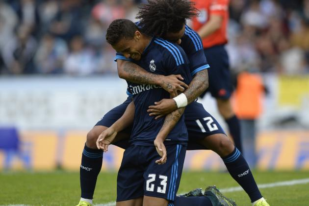 Marcelo Injury Is Chance for Real Madrid Redemption for Struggling Danilo
