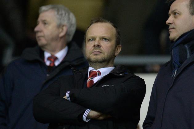 Ed Woodward Talks Manchester United Financial Results, Spending and Youth Plans