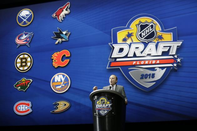 2017 NHL Draft Reportedly Will Be Held in Chicago for 1st Time in History