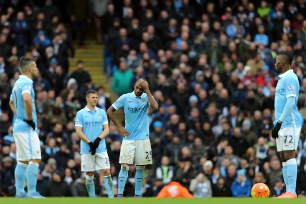 Why Manchester City Aren't Genuine Champions League Contenders This Season