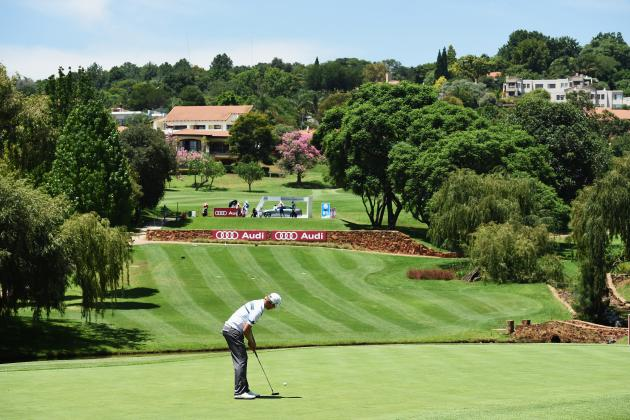 Tshwane Open 2016: Thursday Leaderboard Scores and Highlights