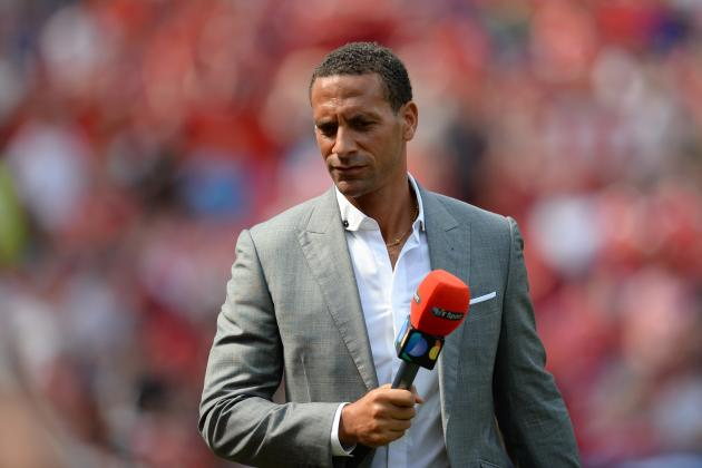 Rio Ferdinand Comments on England's Chances at Euro 2016
