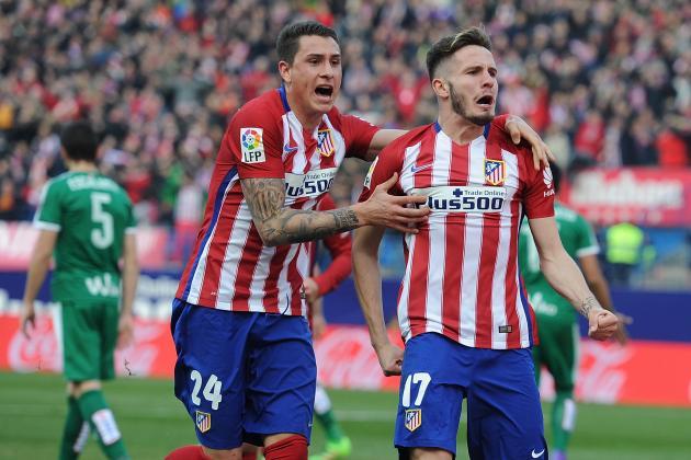 Getafe vs. Atletico Madrid: Team News, Predicted Lineups, Live Stream, TV Info